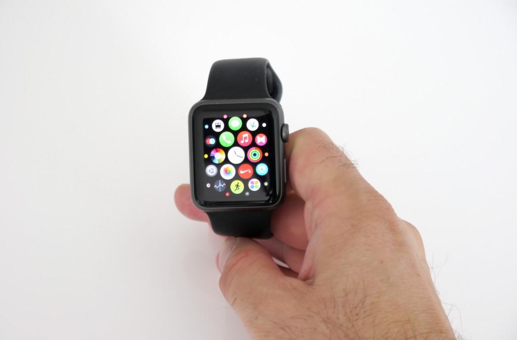 Le Springboard de la montre est plutôt une réussite.