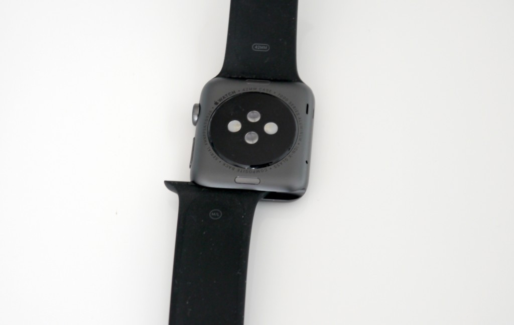 On peut changer facilement le bracelet de sa montre.