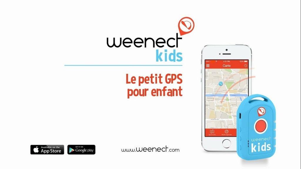 Balise connectée Weenect Kids