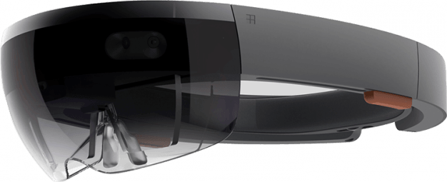 HoloLens : le casque connecté Microsoft élu gadget de l'année par le TIME