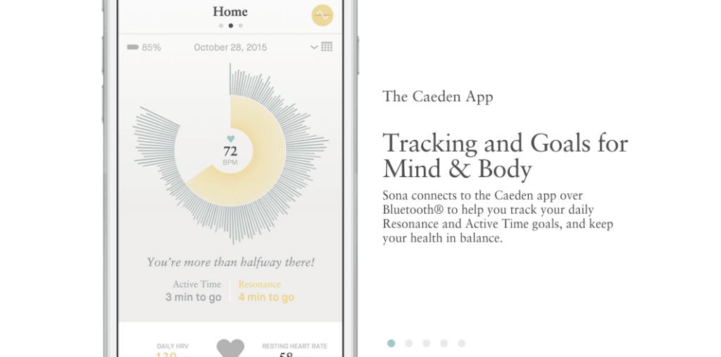 Sona application mobile