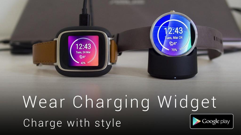 Wear Charging