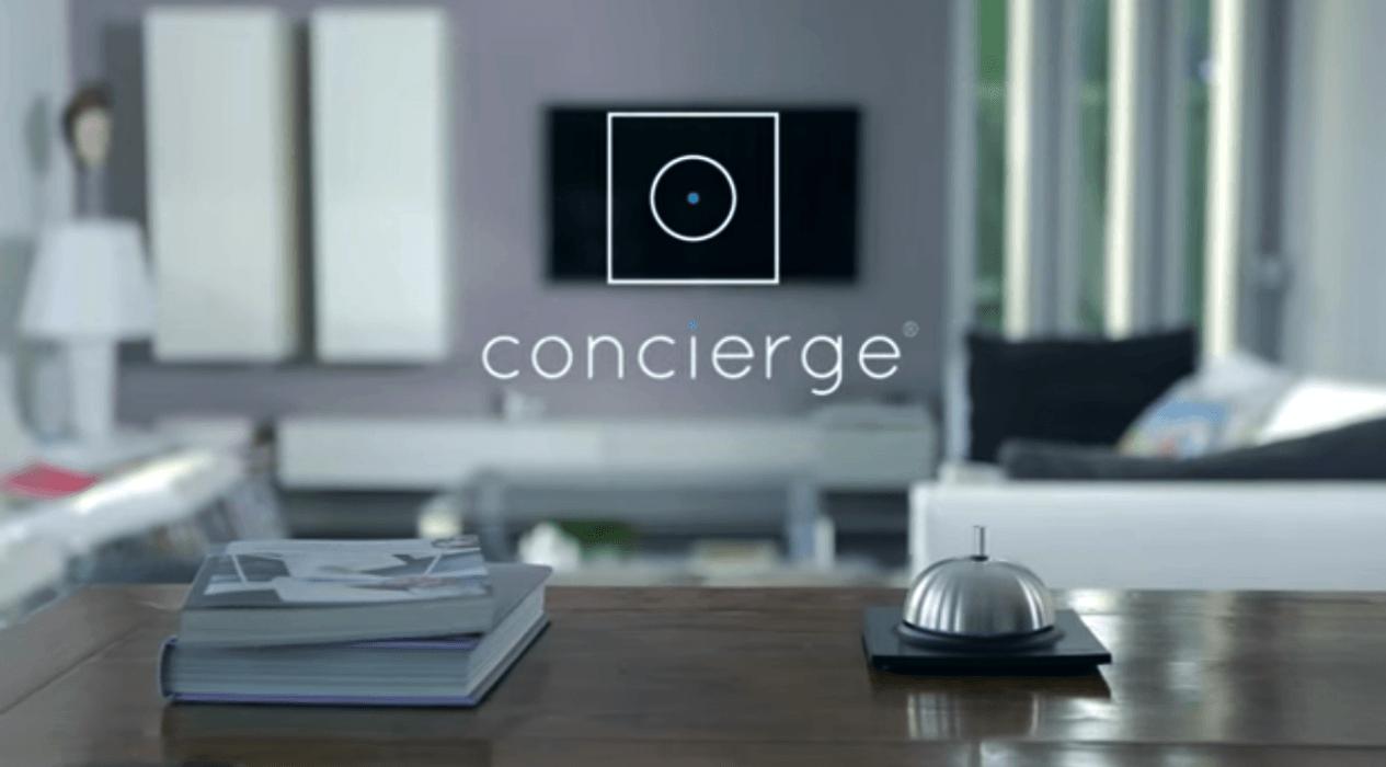 concierge le bouton connecté pour votre maison