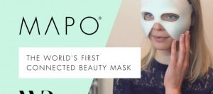 Mapo : un masque de beauté connecté pour votre peau