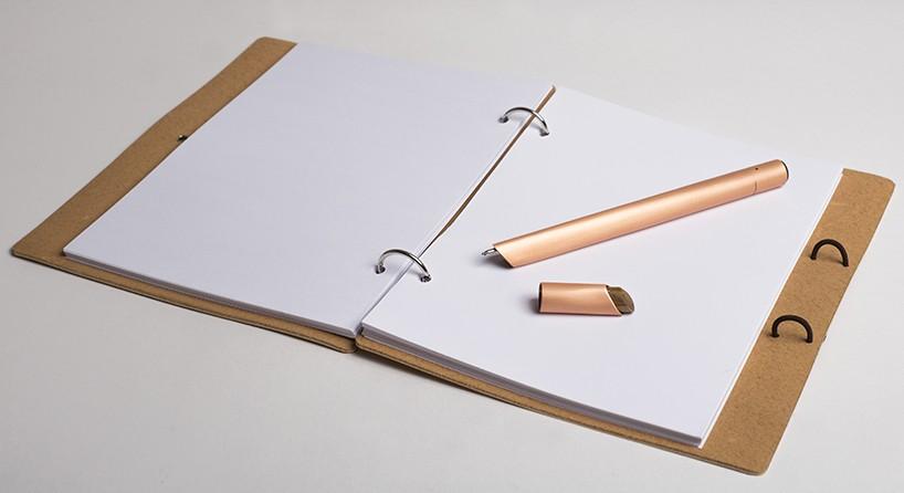 Le Stylograph d'Orée transfère vos notes sur smartphone