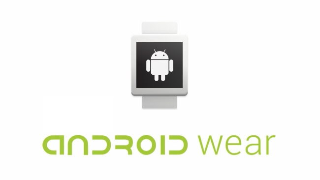 Logo Android Wear