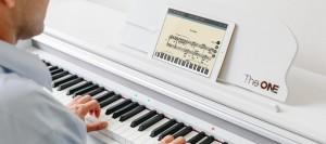 The One : le piano connecté pour les débutants