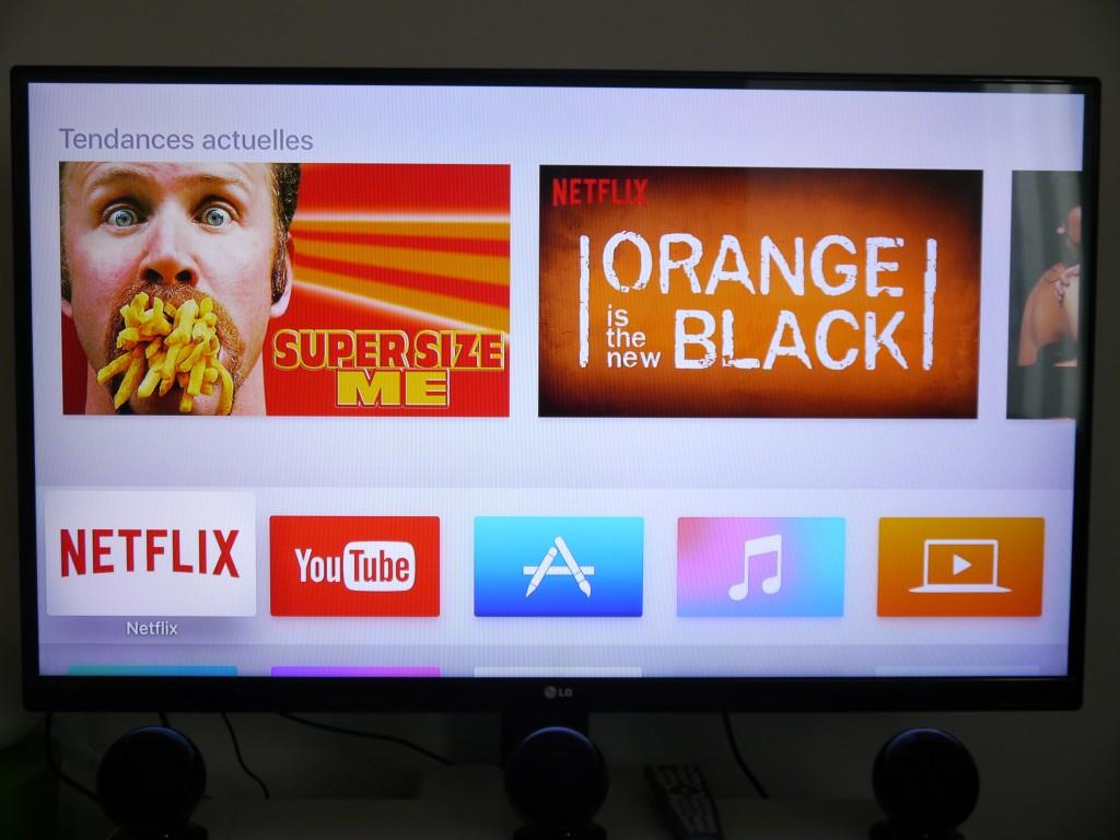 L'App Store devient le lieu central du nouvel Apple TV