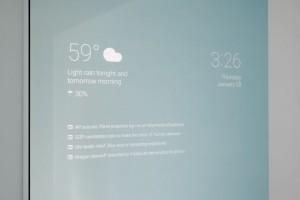 Smart Mirror Android : Un miroir connecté à fabriquer soi-même