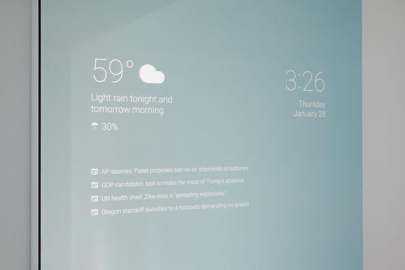 Android Mirror par Max Braun