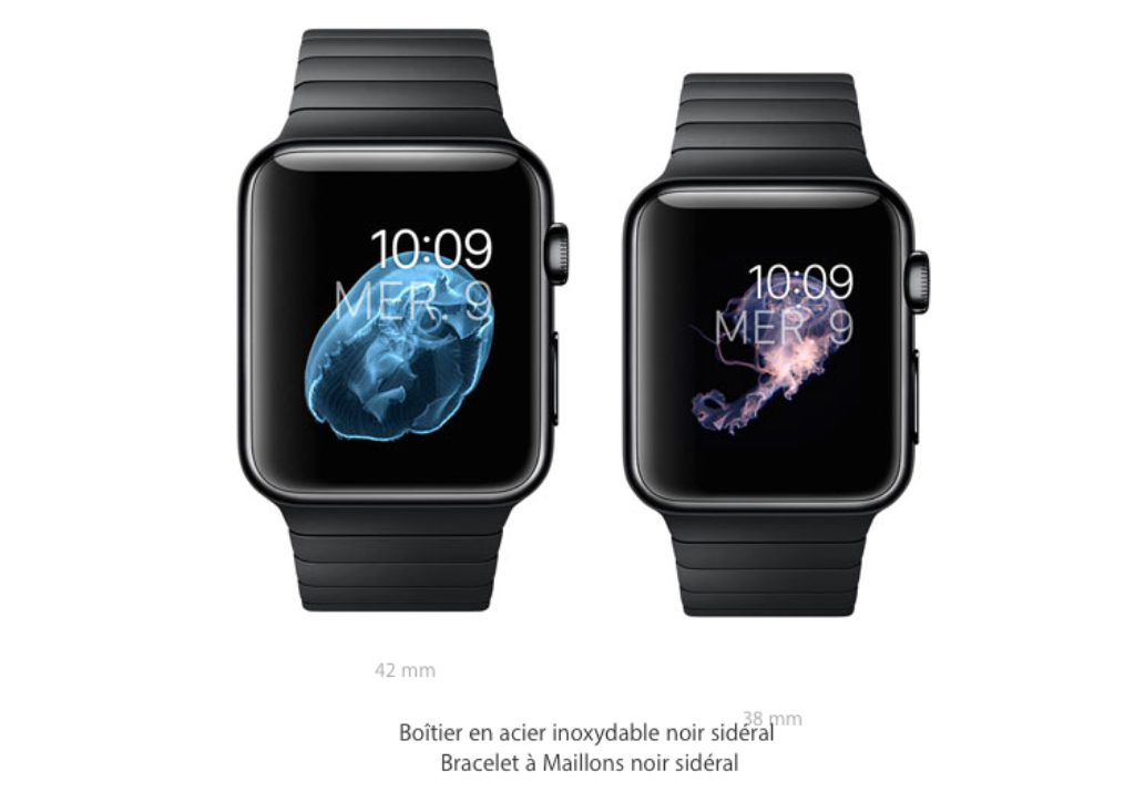 Apple Watch 38-42