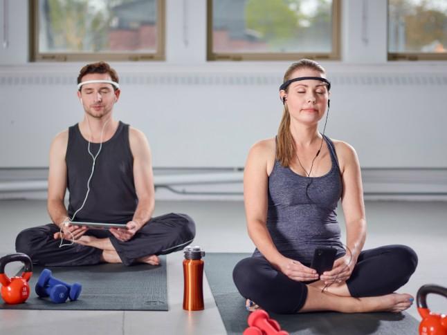 objet connecté pour la détente et luttre contre le stress