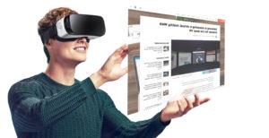 Samsung préparerait un casque de VR autonome et sans fil