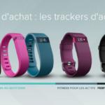 Bracelet connecté & Tracker d'activité : comparatif pour bien le choisir
