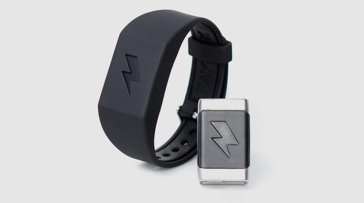 Pavlock le bracelet avec vibration électrique