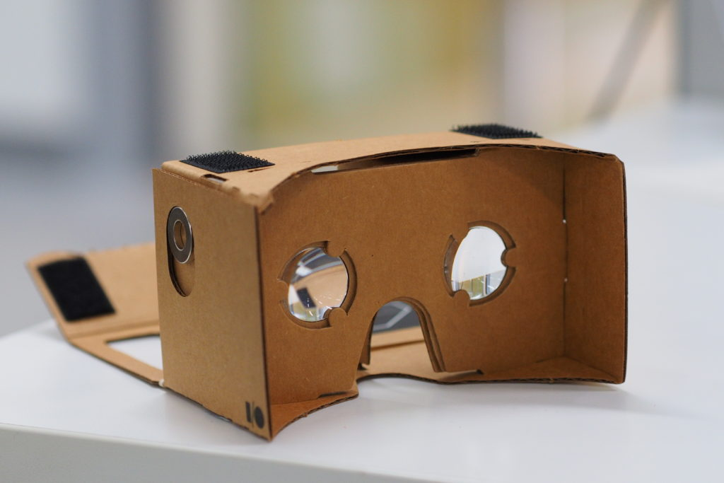Le Cardboard de Google