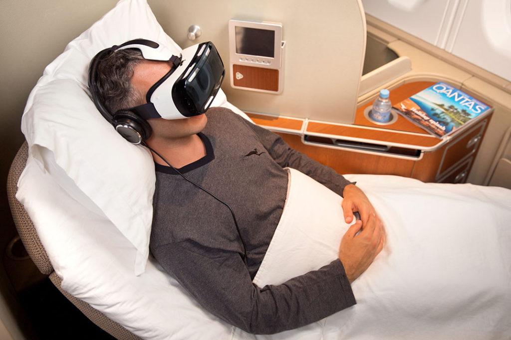réalité virtuelle et confort