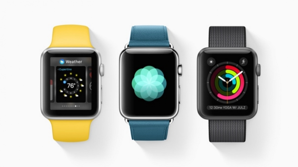 Watch OS 3 pour Apple Watch