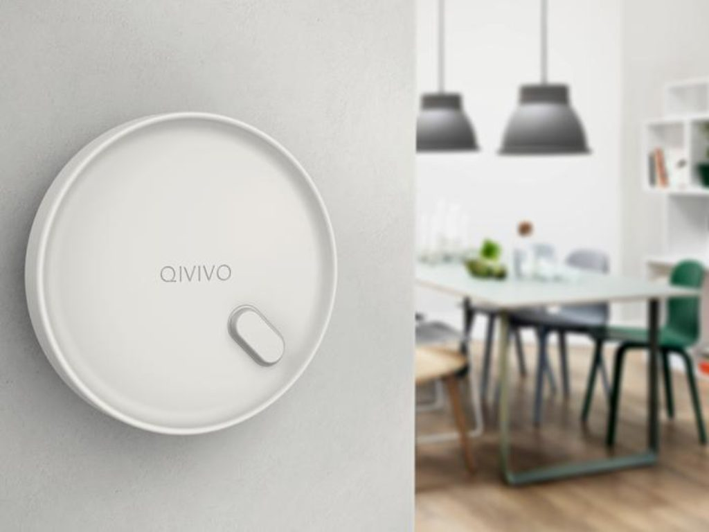 Thermostat intelligent Qivivo