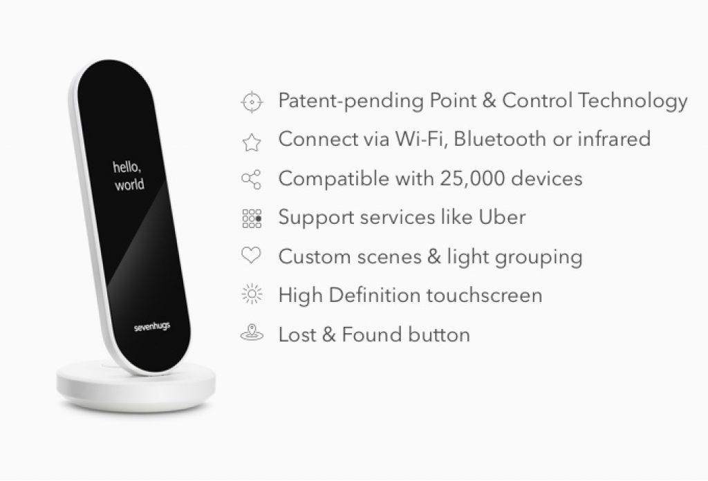 Smart Remote télécommande connectée