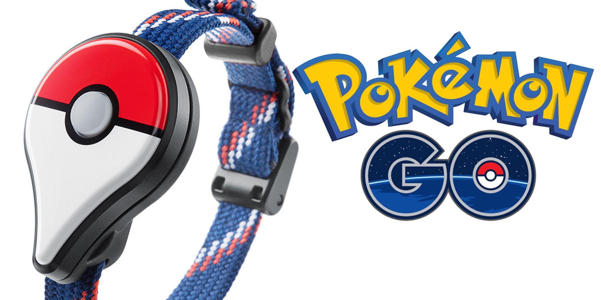 Pokémon GO Plus : le bracelet connecté repoussé à septembre
