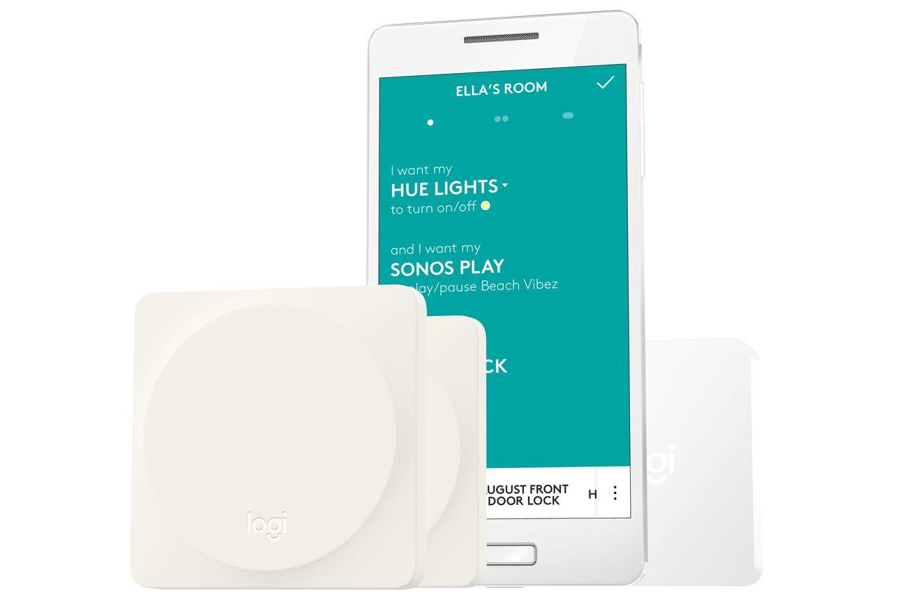 Logitech Pop, Le bouton programmable Logitech Pop pour la maison connectée