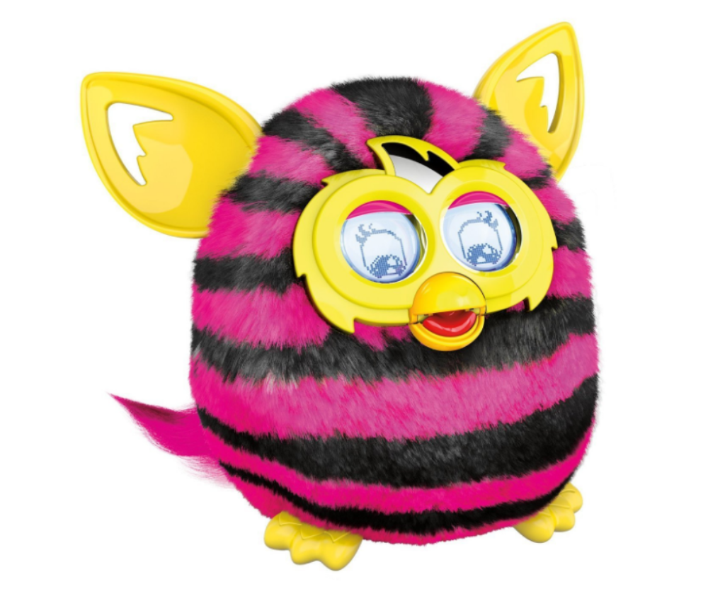 Peluche connectée Furby Boom Sweet