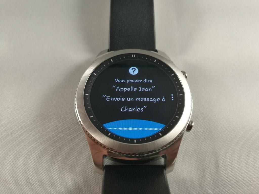 S-Voice est l'assistant de Samsung. Il n'est cependant pas aussi efficace que Google Now.