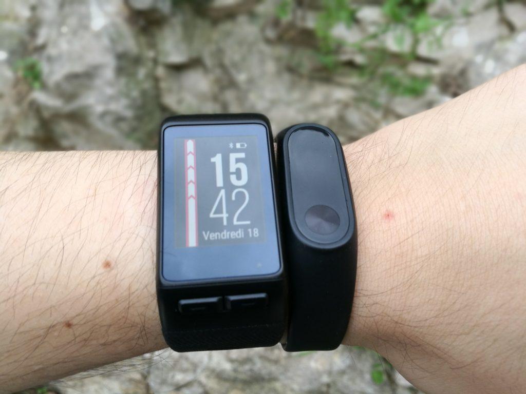 La Vivoactive HR est loin d'être la montre connectée la plus fine ou la plus élégante.