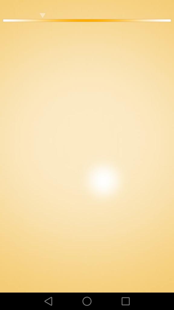 En mode White, il est possible de régler la température des blancs.