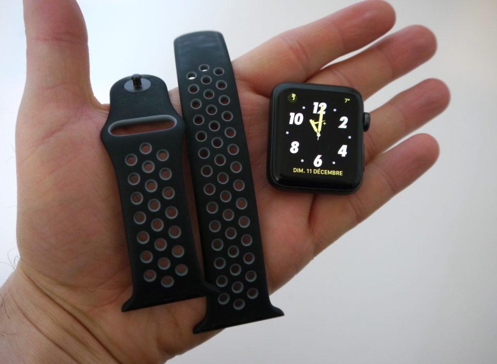 bracelet de l'Apple Watch Séries 2