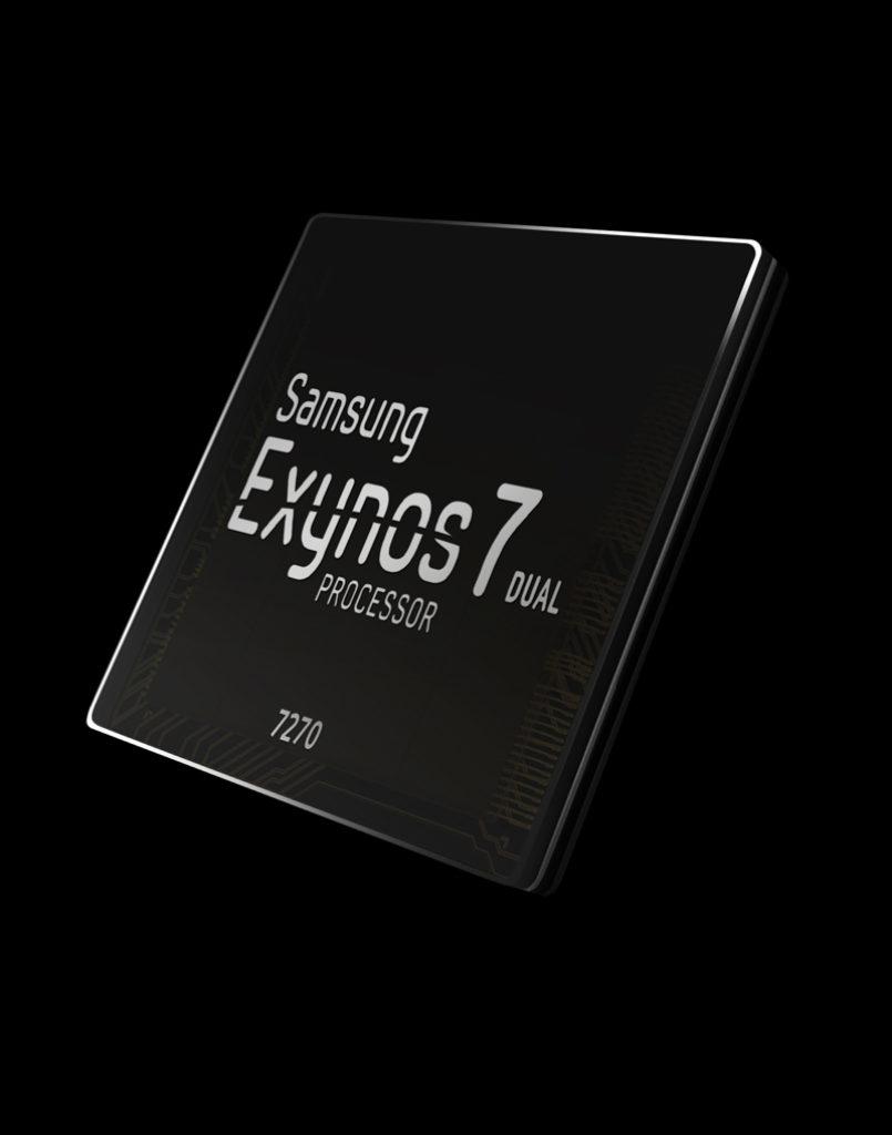 Processeur pour wearables Exynos