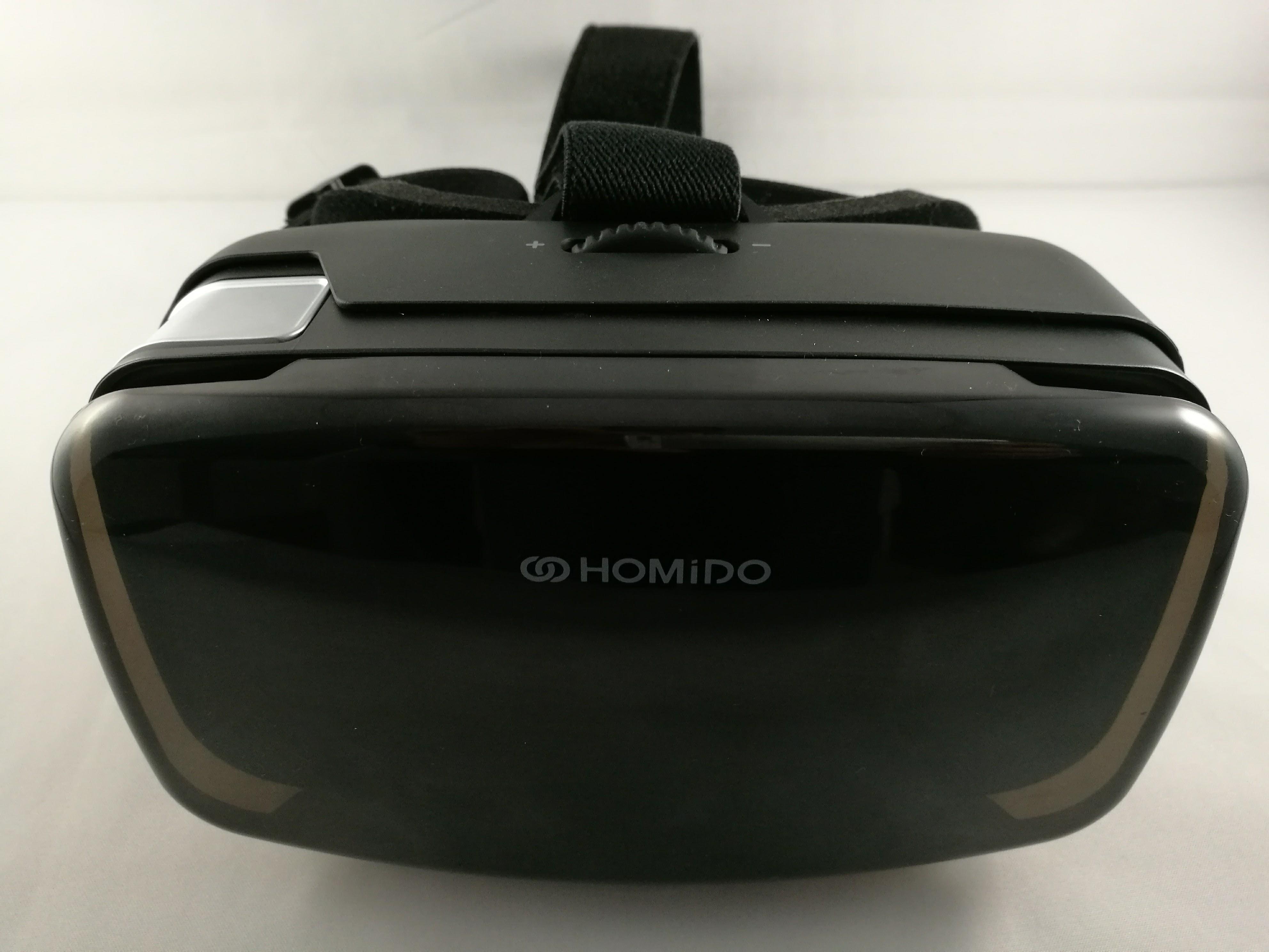 Homido V2 : notre test & avis sur le casque VR français