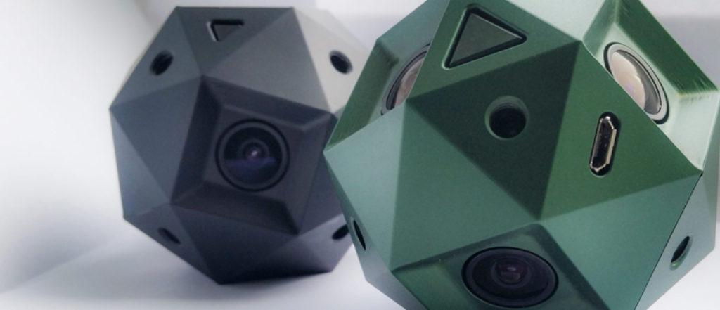 caméra 360 sphericam