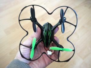 Test et avis du drone Hubsan X4 : le drone parfait pour débuter
