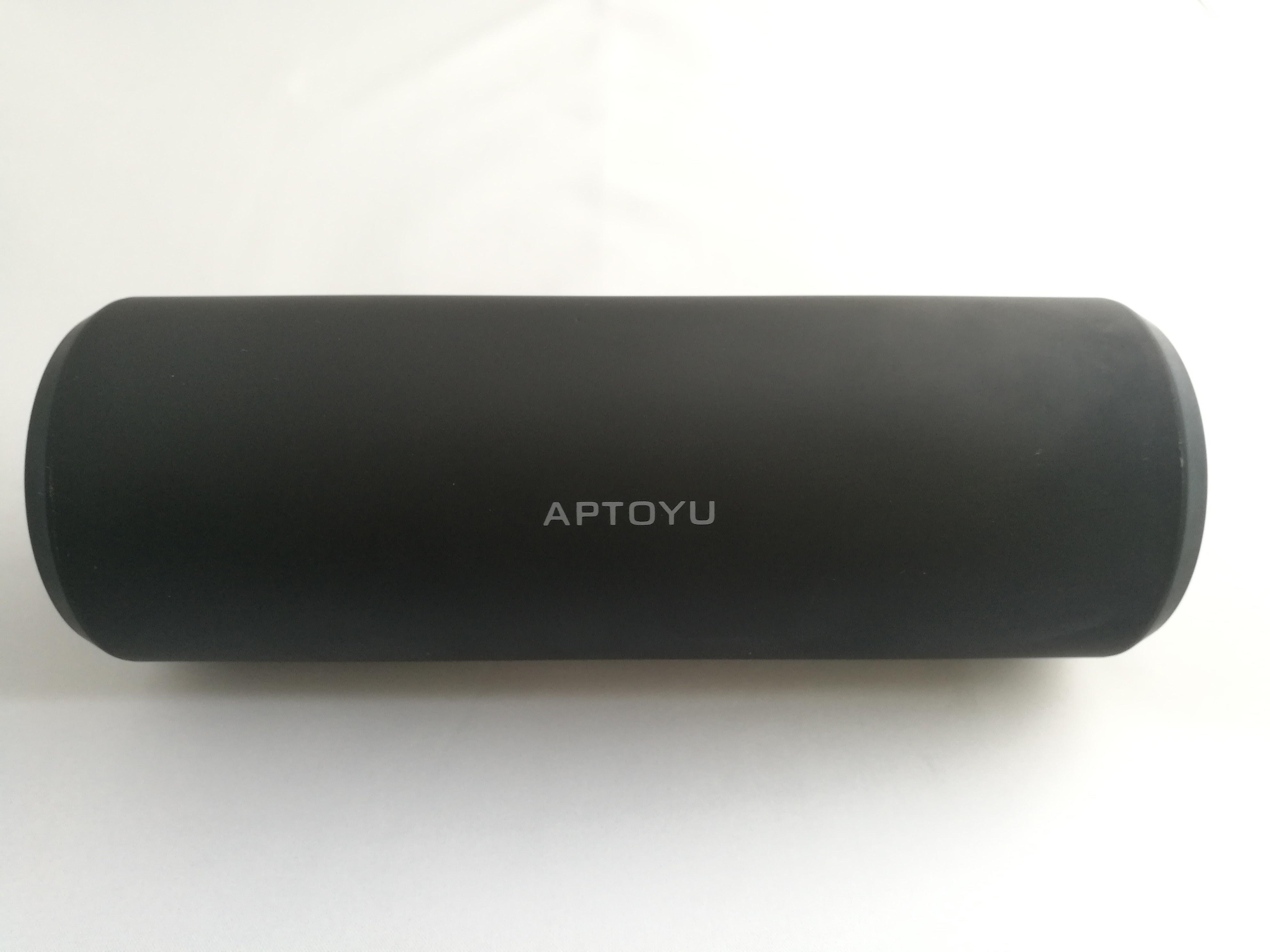 Prise en main de l'enceinte Bluetooth Aptoyu à moins de 30€