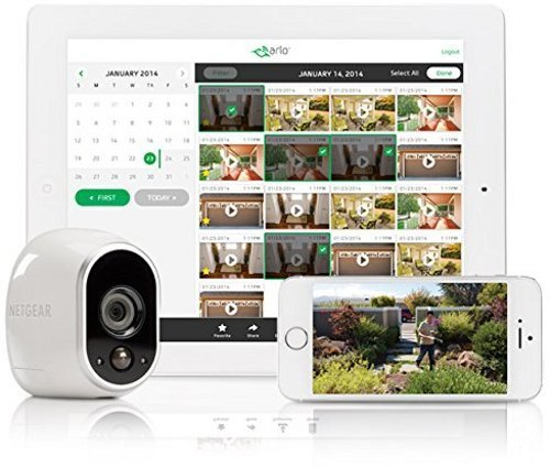 Application Netgear Arlo