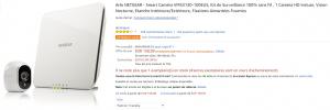[Bon plan] Caméra IP Arlo à moins de 160€ (au lieu de 220€ ailleurs)
