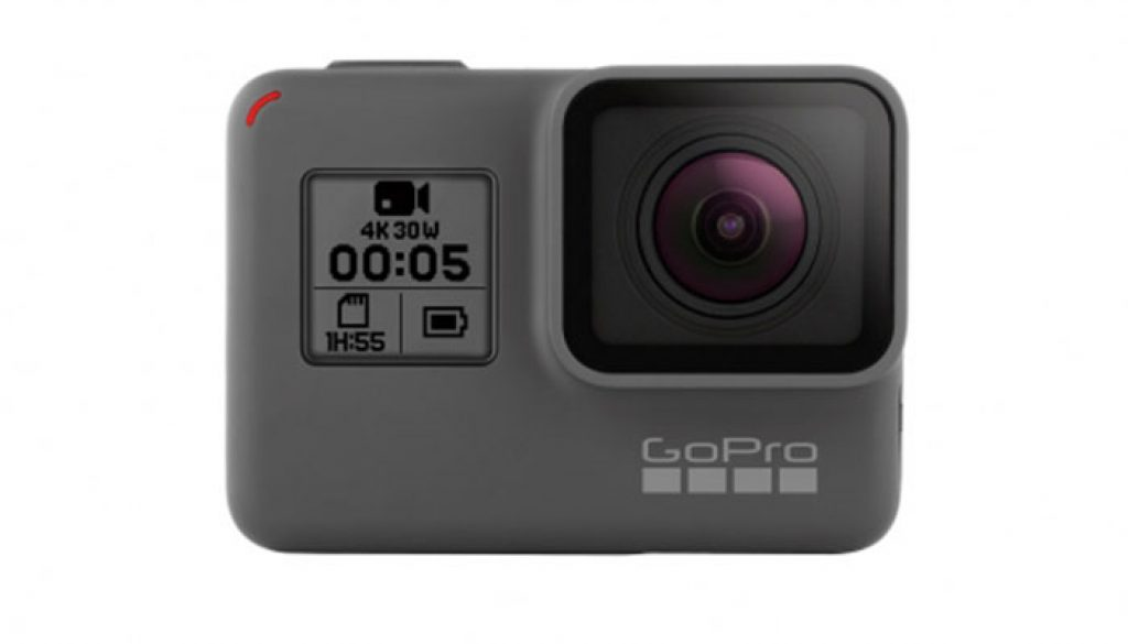 Caméra embarquée GoPro Hero 5