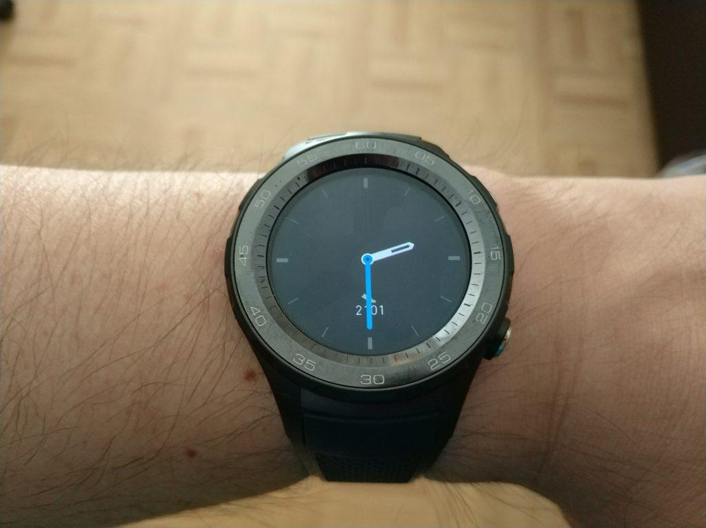 Autonomie Huawei Watch 2