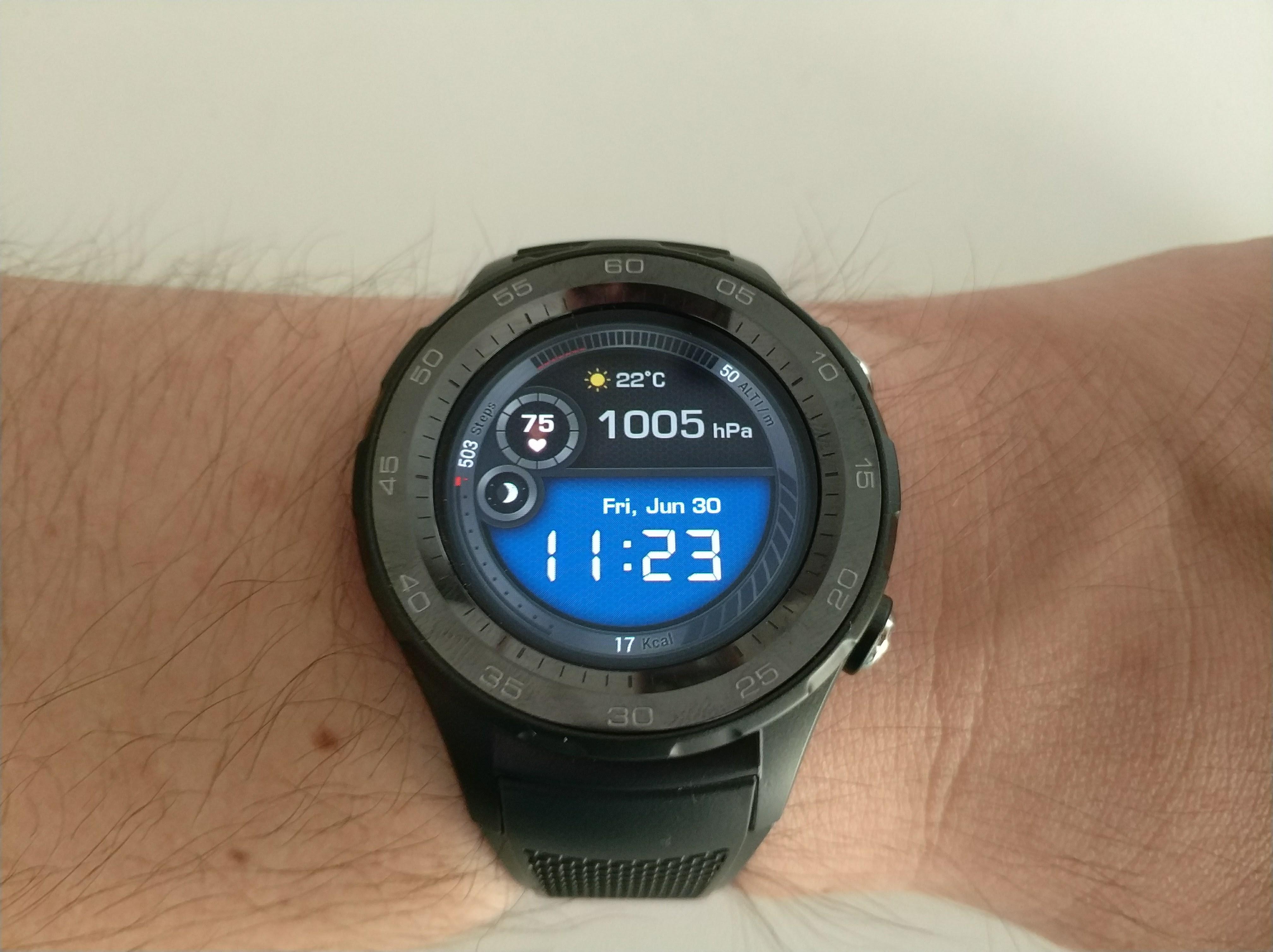 Design Huawei Watch 2