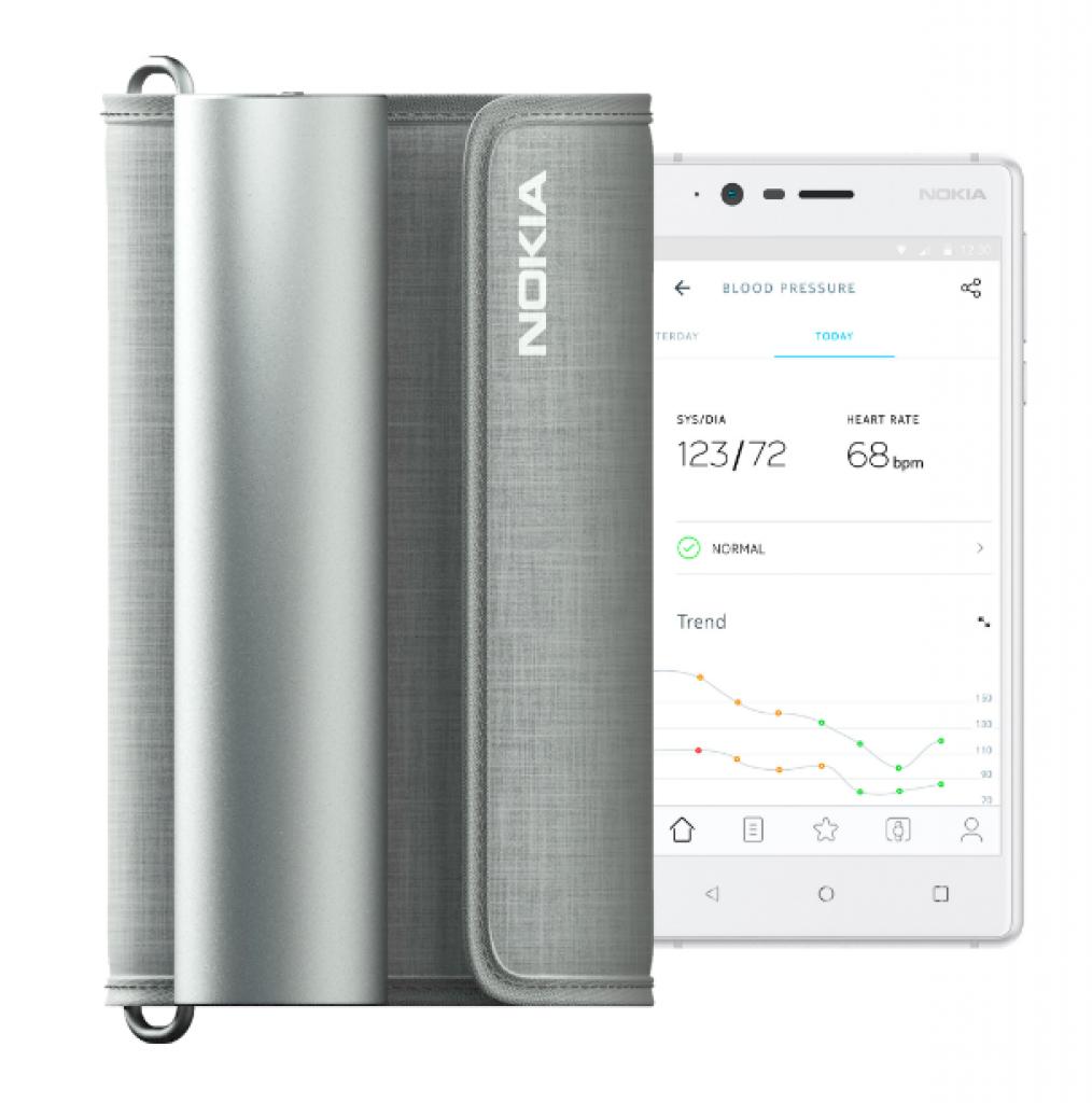 Tensiomètre connecté BPM+ Nokia