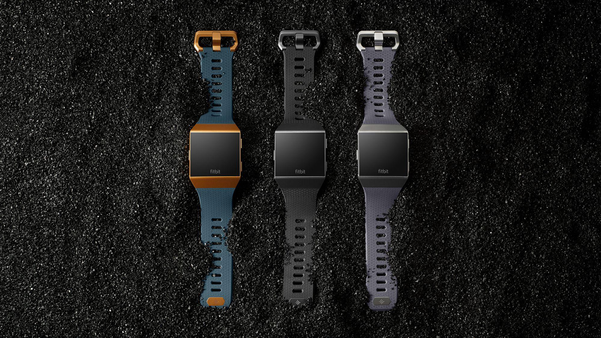Montre connectée Fitbit Ionic