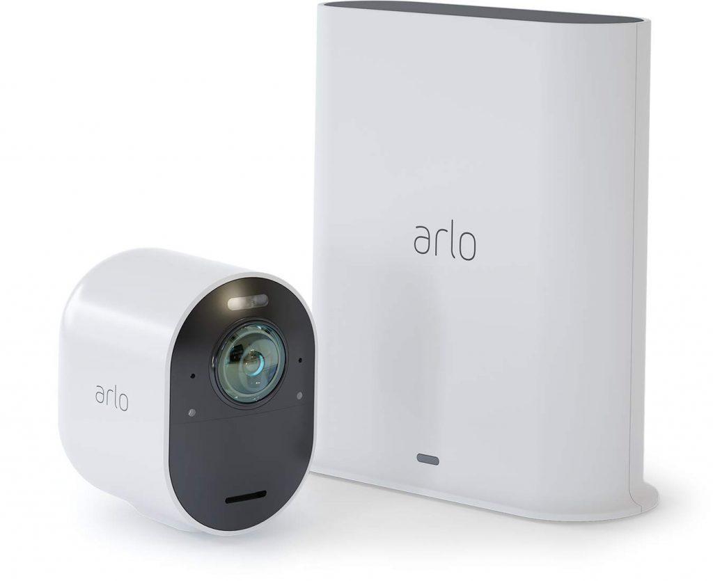 Caméra Arlo Ultra 4K