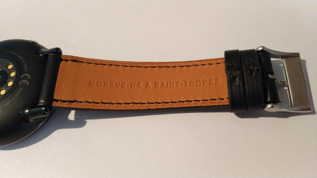 Dos bracelet cuir Noreve