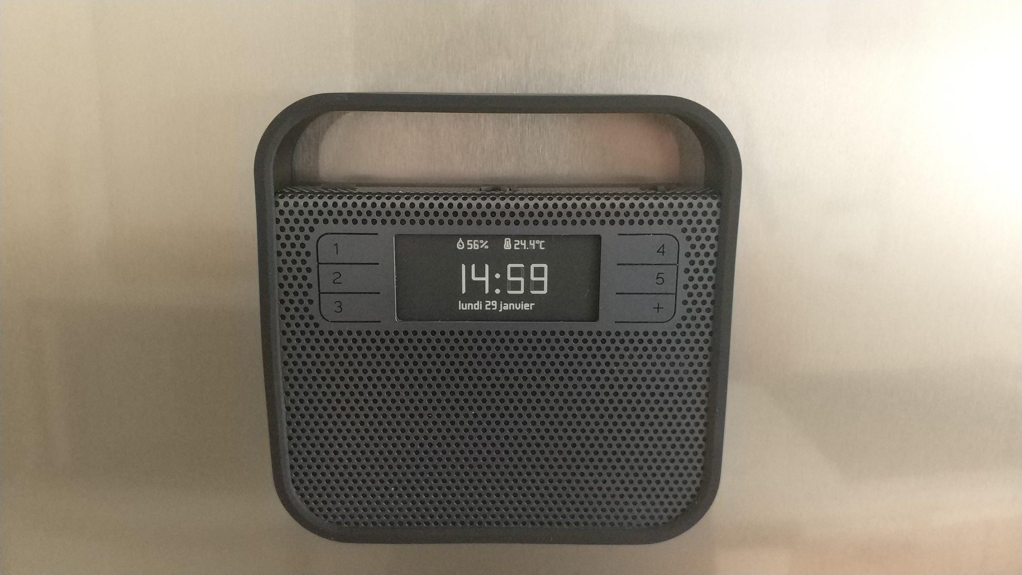 Test radio connectée Triby