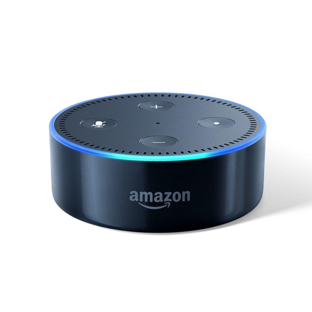 Amazon enceinte Echo Dot