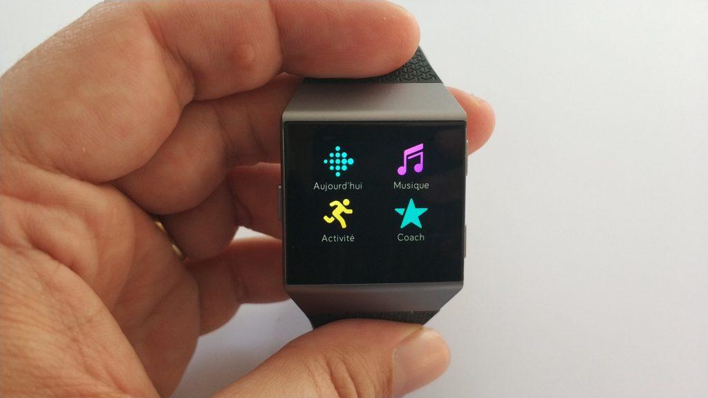 Ecran LCD Fitbit Ionic