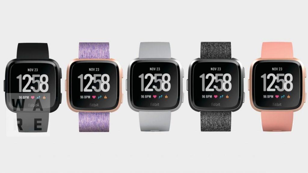 Montre connectée Fitbit Blaze 2