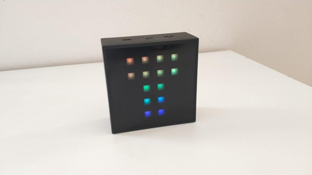 Prise en main enceinte connectée Timebox Mini